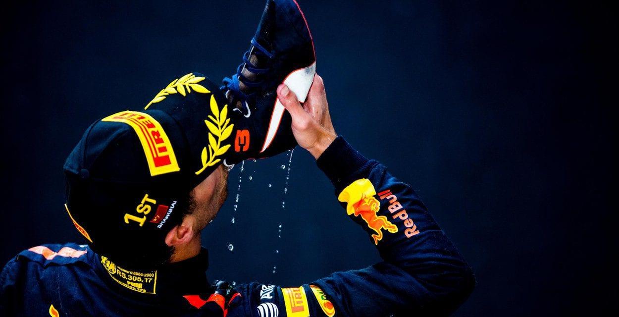 Daniel Ricciardo y Red Bull se llevan la victoria en el GP. de China de F1