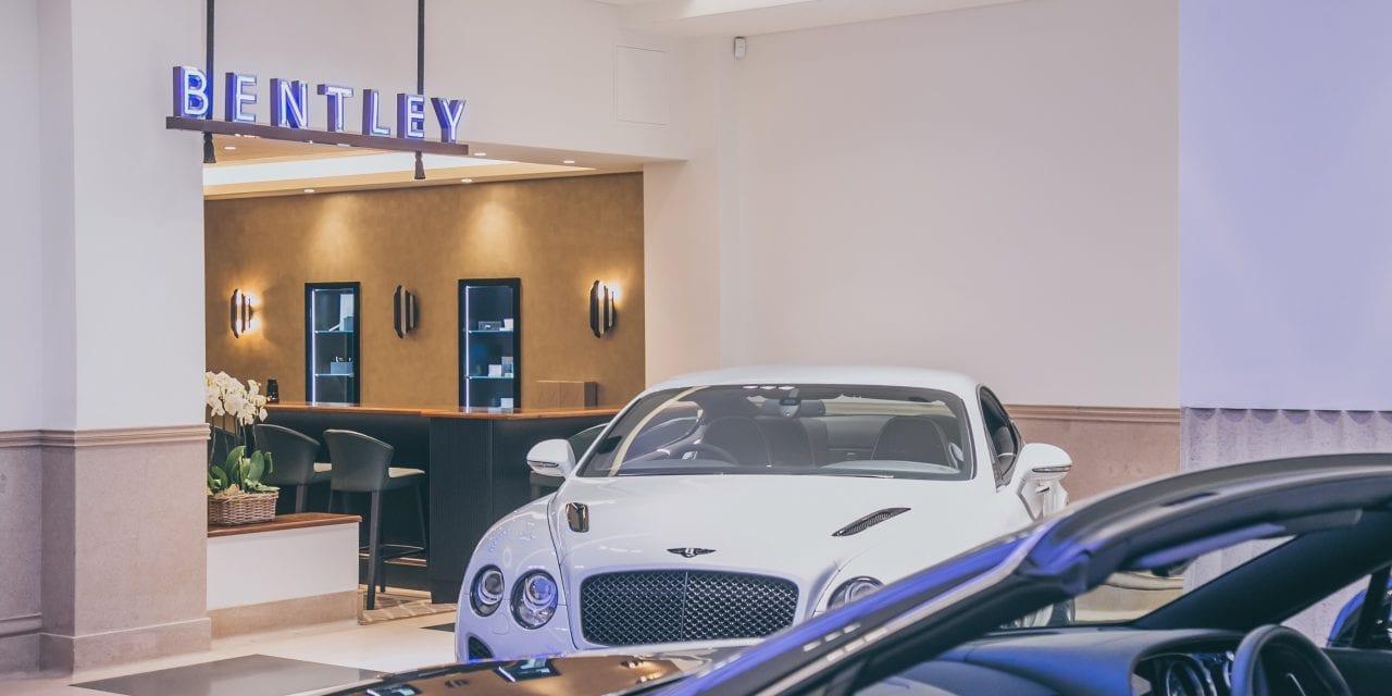 Reabre el concesionario más antiguo de Bentley