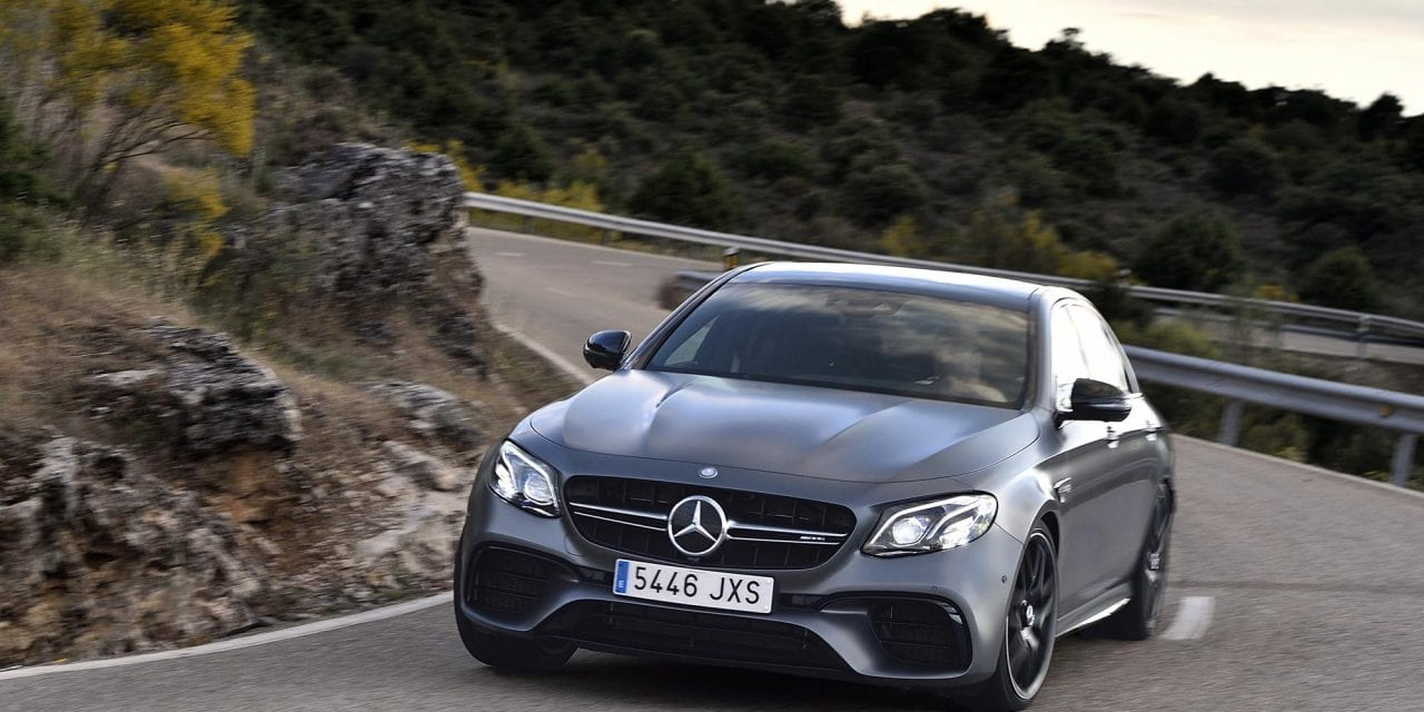 MERCEDES-BENZ E63s AMG 4MATIC+