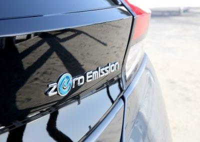 Nissan Electric Vehicles y la embajadora de sostenibilidad, Margot Robbie, da la bienvenida a la próxima ola de vida sostenible © Nissan