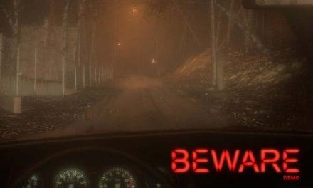 Descubre el terror al volante con Beware
