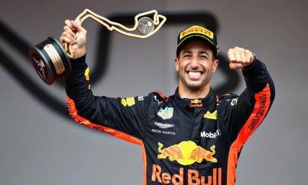 Daniel Ricciardo consigue la victoria en el GP de Mónaco
