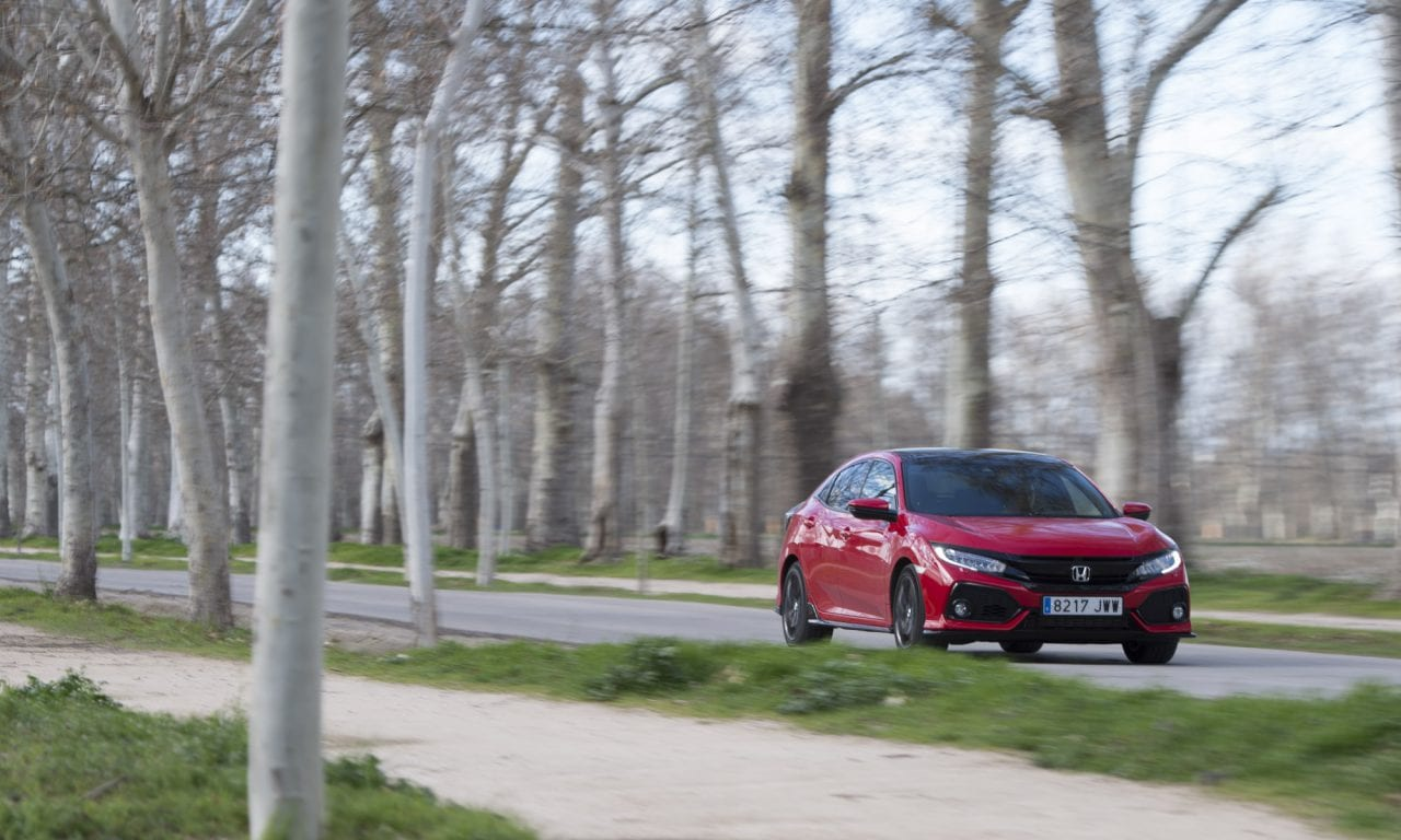 Honda Civic Sport 1.5T