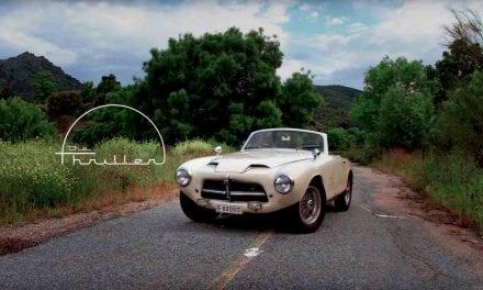 1955 Pegaso Z-102: The Thriller en Petrolicius