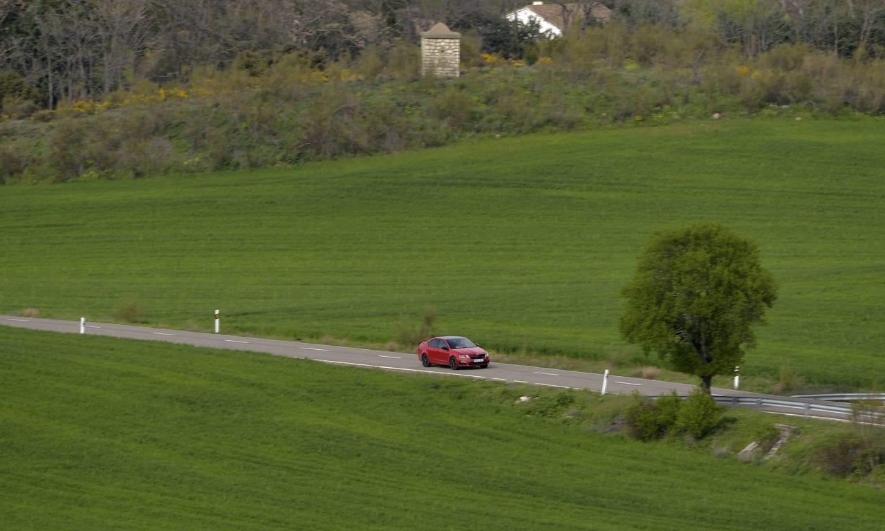 SKODA OCTAVIA RS245