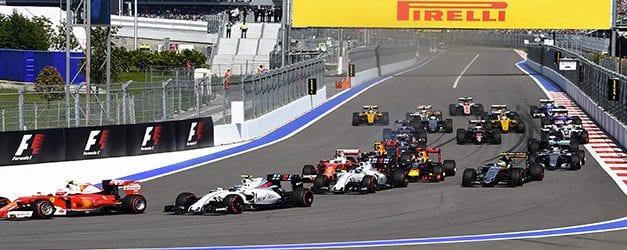 Gran Premio de Rusia de Fórmula 1.