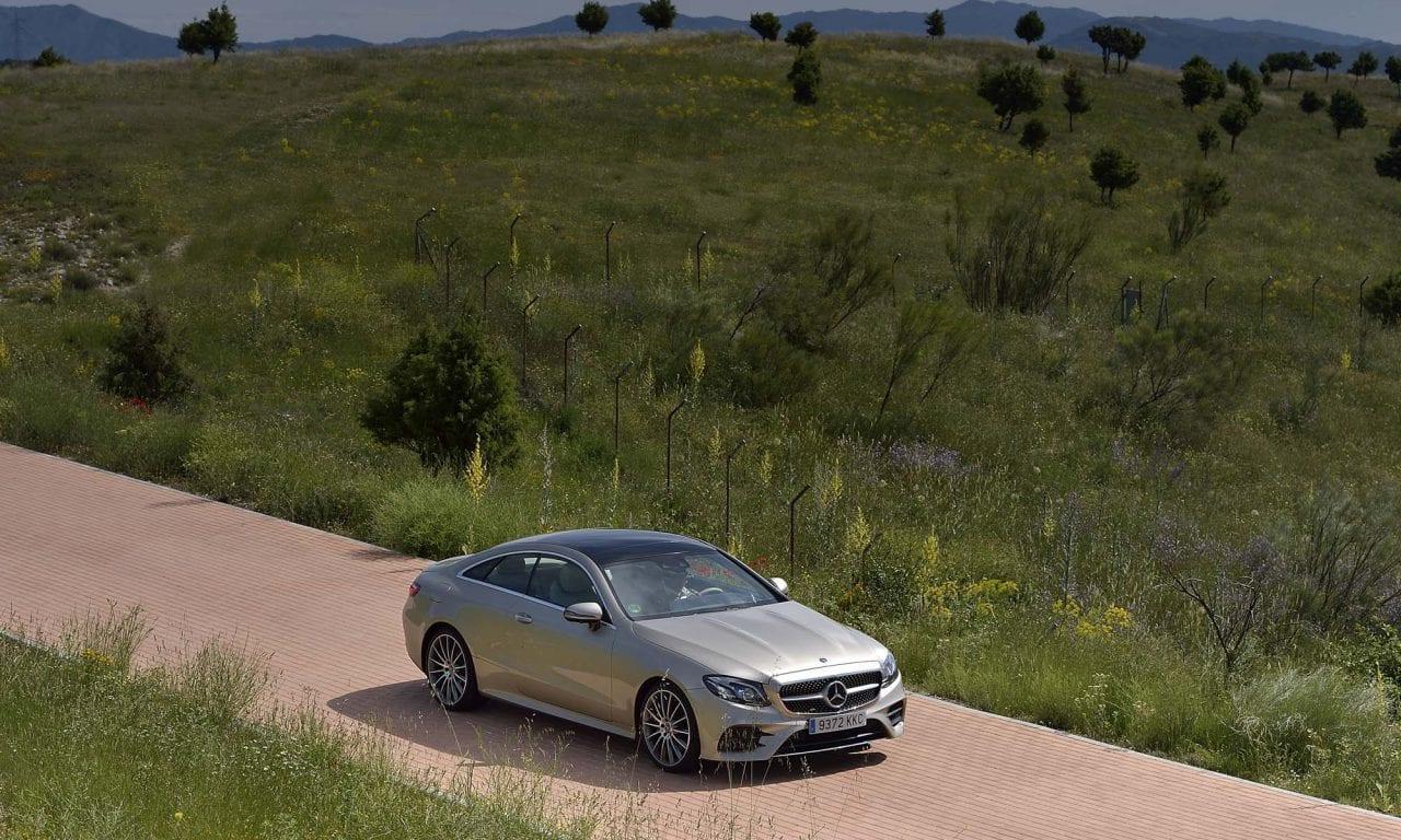MERCEDES-BENZ E220d Coupe