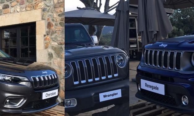 Jeep MY´19