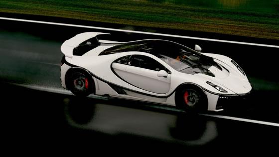 El GTA Spano es uno de los más de 450 vehículos que podrán ser conducidos en Forza Horizon 4.