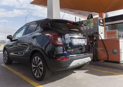 Opel Repsol y Autogas