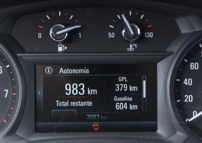 Opel Repsol AutoGas GLP