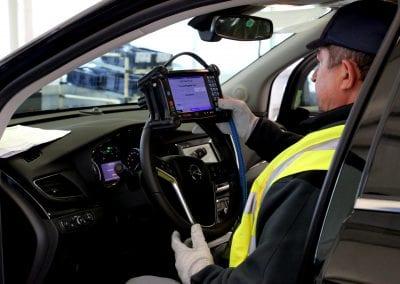 Comprobaciones técnicas en vehículos Opel GLP