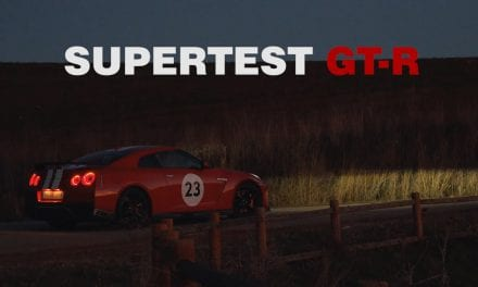 SUPERTEST: NISSAN GT-R Track Edition