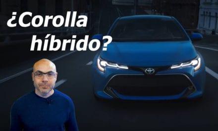 Antes de revisar o comprar el nuevo Toyota Corolla híbrido