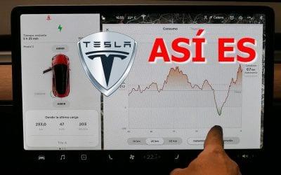 Prueba a fondo Tesla Model 3 (I)