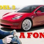 SUPERTEST ELÉCTRICO TESLA MODEL 3 (Parte I)