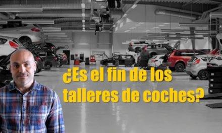¿Es el taller mecánico el videoclub de la próxima década?