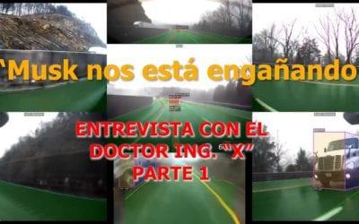 DR.X | Conducción autónoma