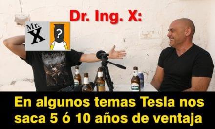 Dr. X II | Conducción autónoma