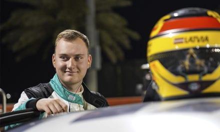 Nitišs regresa al ERC dentro de la Abarth Rally Cup