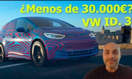 Reservas abiertas del Volkswagen ID. 3 2020