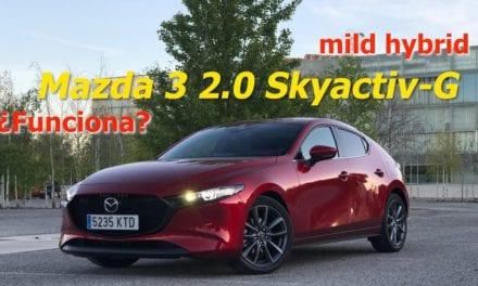 Mazda 3 Skyactiv-G 2.0 2019 (I)
