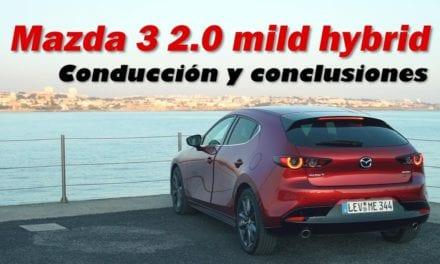 Mazda 3 Skyactiv 2019 G Mild hybrid (II)