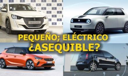Los pequeños coches eléctricos