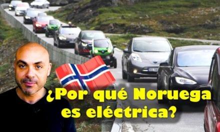 Lo que no te cuentan de Noruega y los coches eléctricos