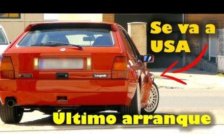 Los 4 Lancia Delta Integrale