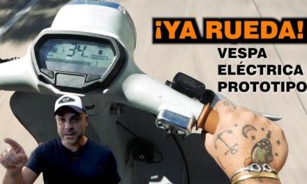 PROYECTO E-VESPA