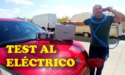 Pruebas de coches eléctricos