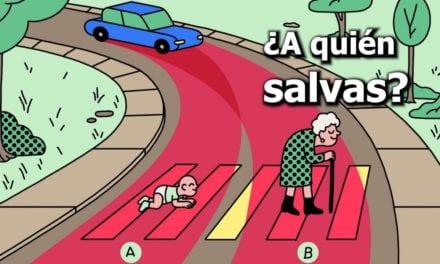 ¿A quién debe salvar tu coche?