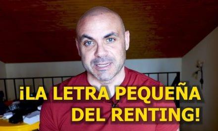 LOS 7 MANDAMIENTOS DEL RENTING