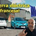 NUEVO RENAULT ZOE vs Peugeot e-208 y Corsa eléctrico