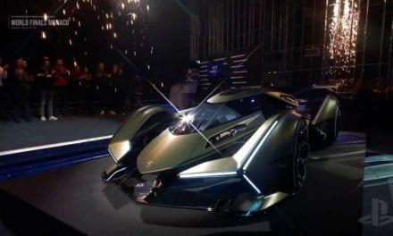 Lamborghini V12 Vision Gran Turismo presentado en Mónaco