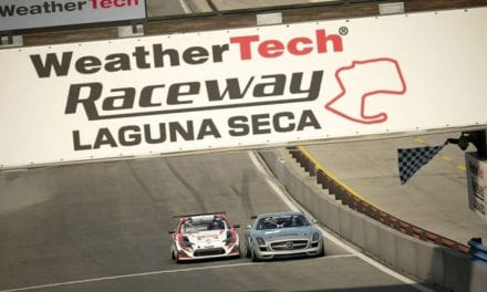 Gran Turismo Sport incorpora el legendario circuito de Laguna Seca