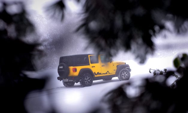 JEEP WRANGLER RUBICON & WRANGLER UNLIMITED RUBICON