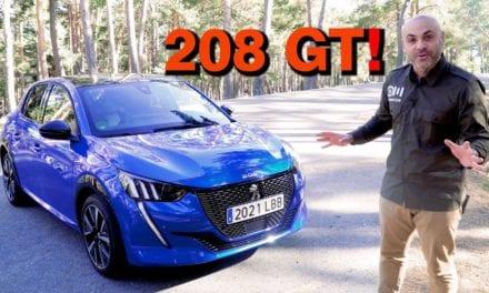 ME PONGO AL VOLANTE del NUEVO PEUGEOT 208 GT LINE 130 CV