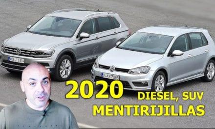 NO QUIEREN QUE COMPRES DIESEL DESDE 2020