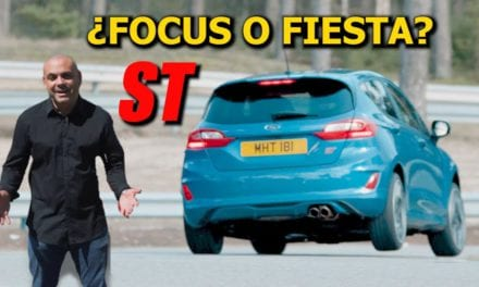 FOCUS ST vs FIESTA ST