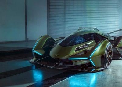 @Lamborghini Vision Gran Turismo