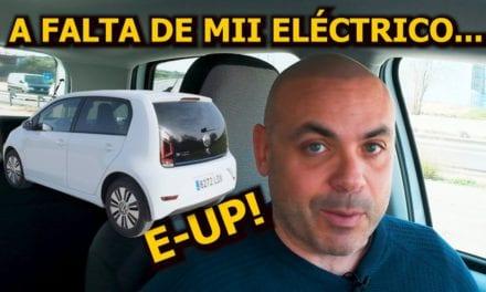 PRUEBA A FONDO DEL VW E-UP!