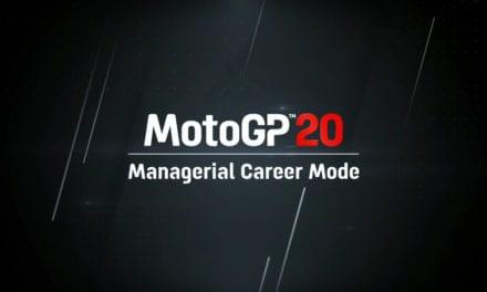 Nuevo vídeo gameplay de MotoGP 20