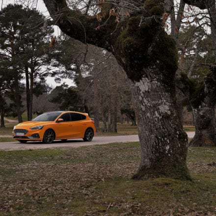 FORD FOCUS ST 280