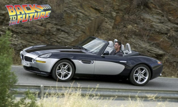 BACK TO THE FUTURE – BMW Z8