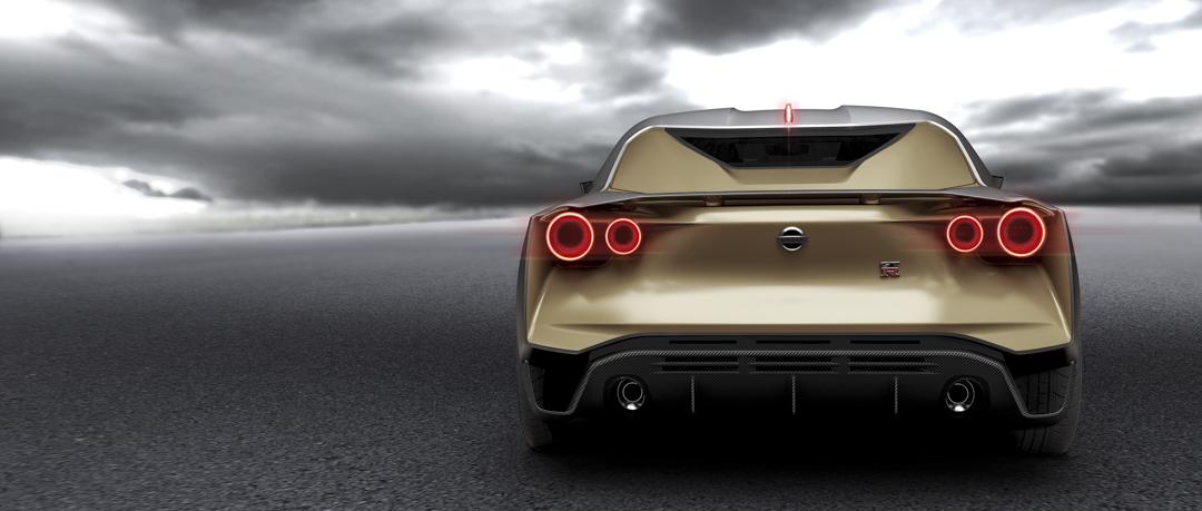 GT-R50 by ITALDESIGN