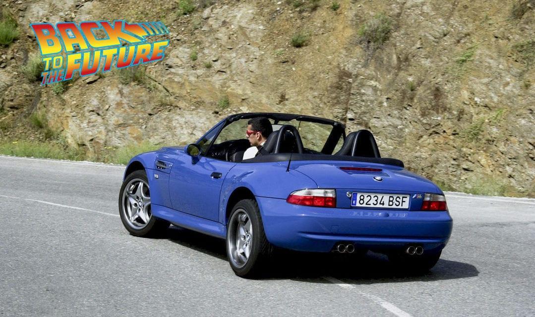 DISFRUTE A LOS MANDOS DE UN BMW Z3 M
