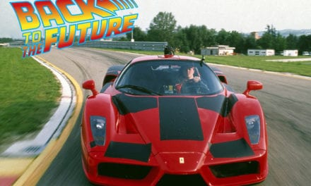 BACK TO THE FUTURE – FERRARI ENZO