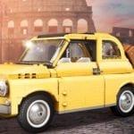 ¡El LEGO Fiat 500 es simplemente 'molto adorabile'!